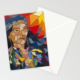 Wind of Power Stationery Cards