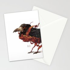 Tapestry Rook Stationery Cards