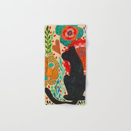 Sometimes My Love Is A Wild Thing Hand & Bath Towel