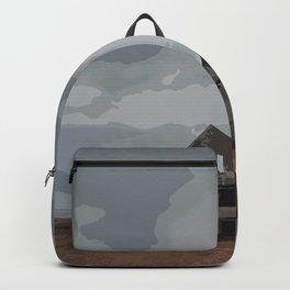 Haunted Farmhouse Backpack