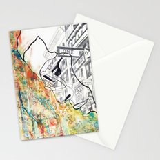 Outcast Stationery Cards