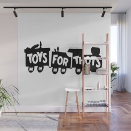 BQ - Toys for Thots Wall Mural