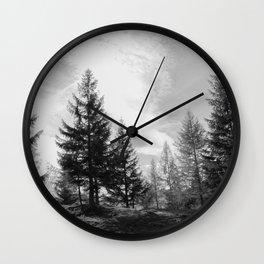 Zeitgefluester NO1 Wall Clock
