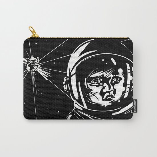 No Place Like Home Carry-All Pouch