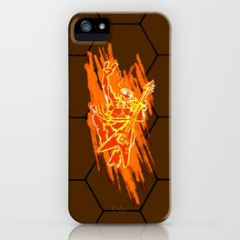 TMNT Rock: Mikey iPhone Case