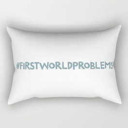 Problems Rectangular Pillow