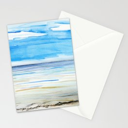 Changing weather Stationery Cards