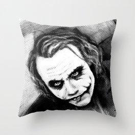 You're Joking Throw Pillow