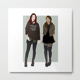 modern day maxanne Metal Print