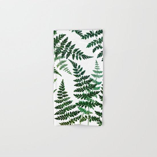 Botanical Bliss #society6 #decor #buyart Hand & Bath Towel