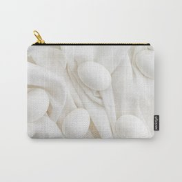 White eggs Carry-All Pouch