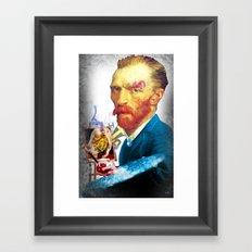 Vincent 5 Framed Art Print