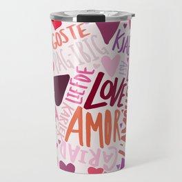 Love Languages Travel Mug