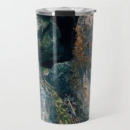 Rock mountain Travel Mug