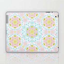 Mandala_ Spring Blue Sky Laptop & iPad Skin