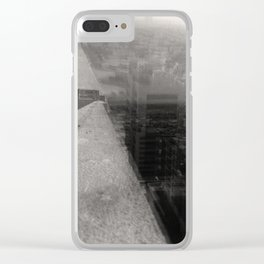 Growth. 130_18 Clear iPhone Case