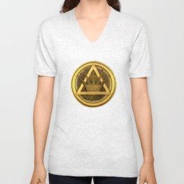 Masonic  Unisex V-Neck