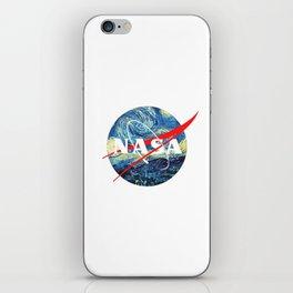 Starry Night NASA iPhone Skin