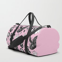 Pink Magic Duffle Bag