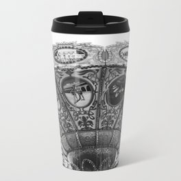 Swing Carousel Metal Travel Mug