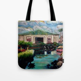 Kauai Grand Hyatt Resort Tote Bag