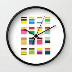 DisneyGals Wall Clock
