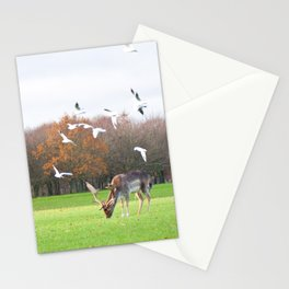 Lunchtime is Anytime Stationery Cards
