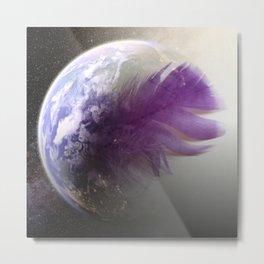 Fragile Earth Metal Print