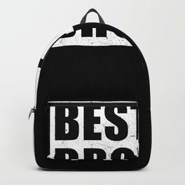 Best Brother Gift Idea Birthday Backpack