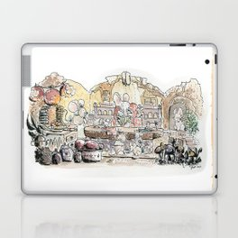 Thumbelina's house! Laptop & iPad Skin