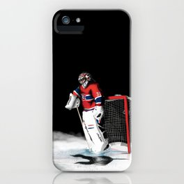 Carey Price iPhone Case