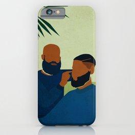Barbershop No. 1 iPhone Case