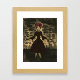 Avenue X Framed Art Print