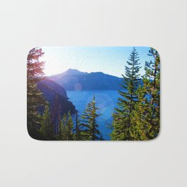 Mountain View Bath Mat