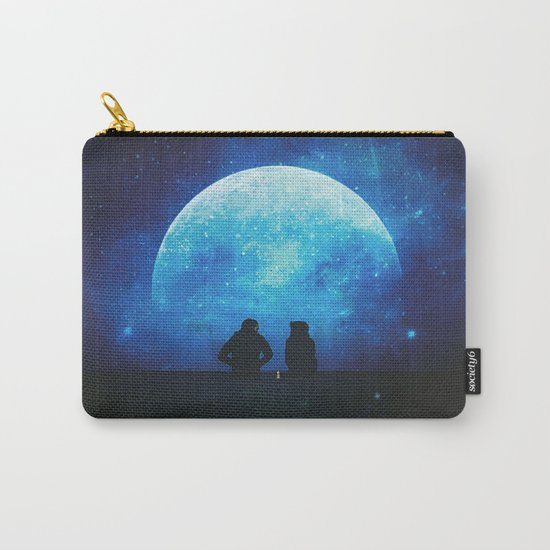 The Conversation Carry-All Pouch