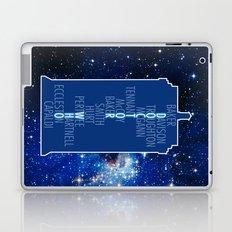 Doctor Who - Thirteen Doctors Laptop & iPad Skin