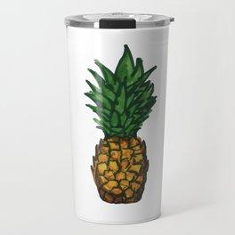 Simple Pinneaple Travel Mug