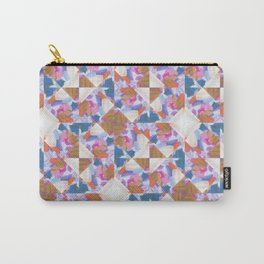 Amy Abstract Painting Carry-All Pouch