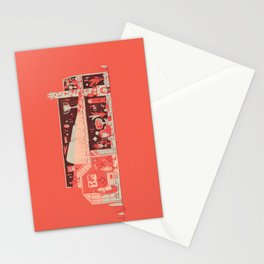 Duif print #3 Stationery Cards