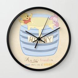 Winnie the Pooh - Hunny Dip Wall Clock