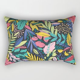 Exotic Pattern 03 Rectangular Pillow