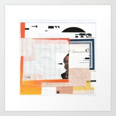 47 Art Print