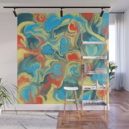 Yellow Sands Wall Mural