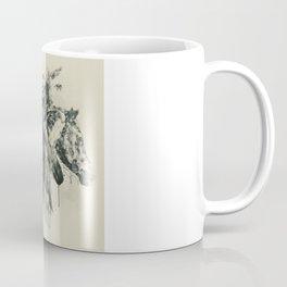 Native Heritage Vintage Collage Coffee Mug