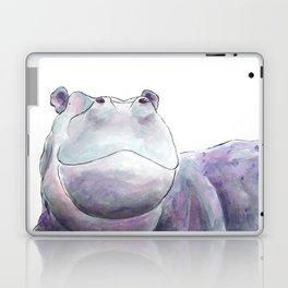 Happy Hippo Laptop & iPad Skin