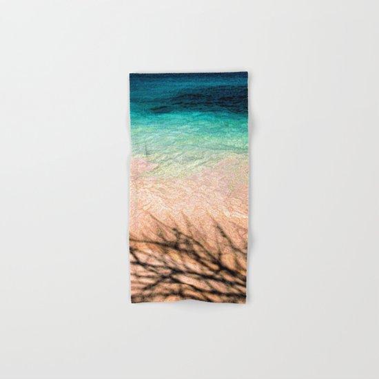 SEA AND TREE Hand & Bath Towel
