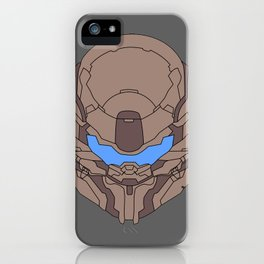 Spartan Locke iPhone Case