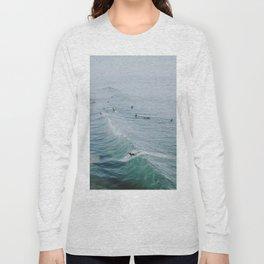 lets surf ix Long Sleeve T-shirt