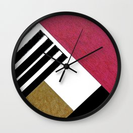 GRAPHIC N35 Wall Clock