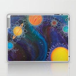 Spacial Relations Laptop & iPad Skin